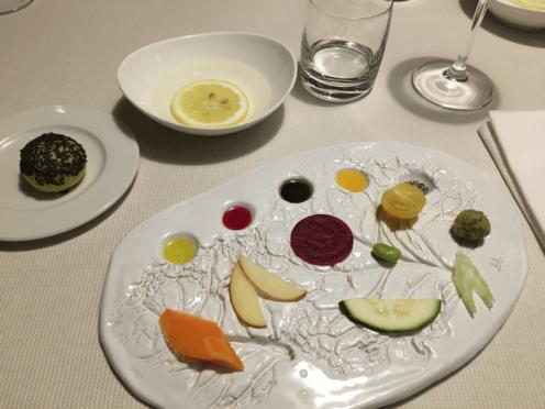 Il benvenuto dello chef © Goodtastesaround