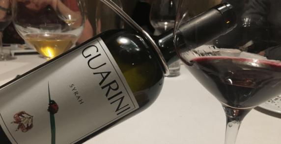 Guarini Coccinella 2015, 100 % Syrah - Az. Agr. Aldo Viola © Goodtastesaround