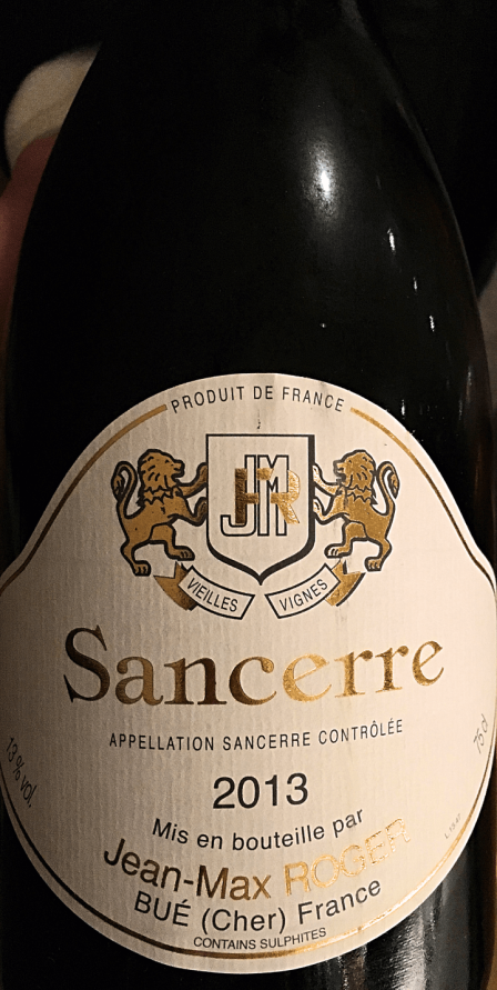 Sancerre 2013 - © Goodtastesaround
