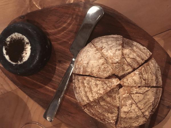 Il pane con burro all'ostrica © Goodtastesaround