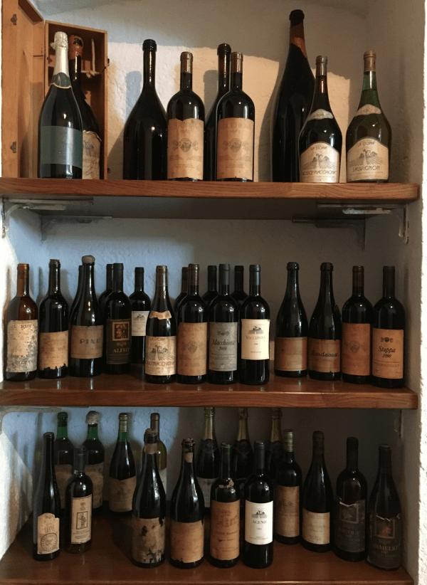 Le bottiglie storiche di La Stoppa © Goodtastesaround