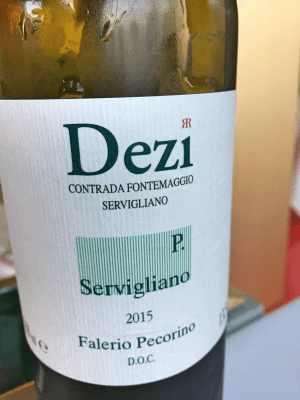 Falerio Pecorino 2015 - Az. Dezi © Goodtastesaround
