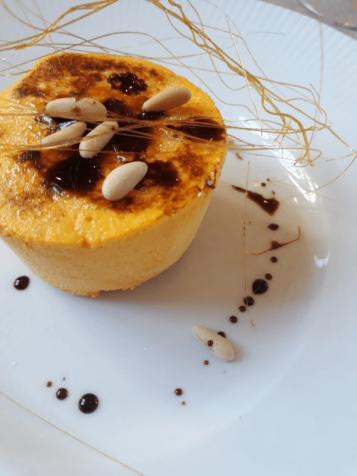 Semifreddo allo zabaione con aceto balsamico di Modena stravecchio © Goodtastesaround